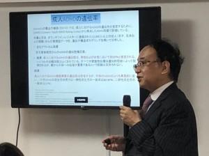 小野先生、貴重なお話をありがとうございました。